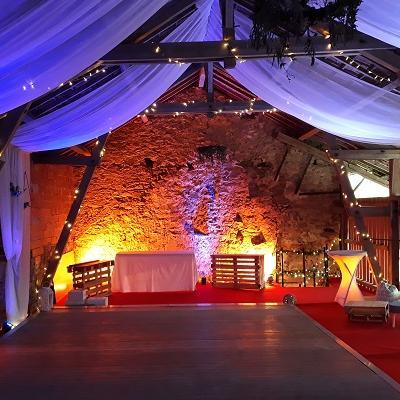 Anniversaire de mariage dans le morvan
