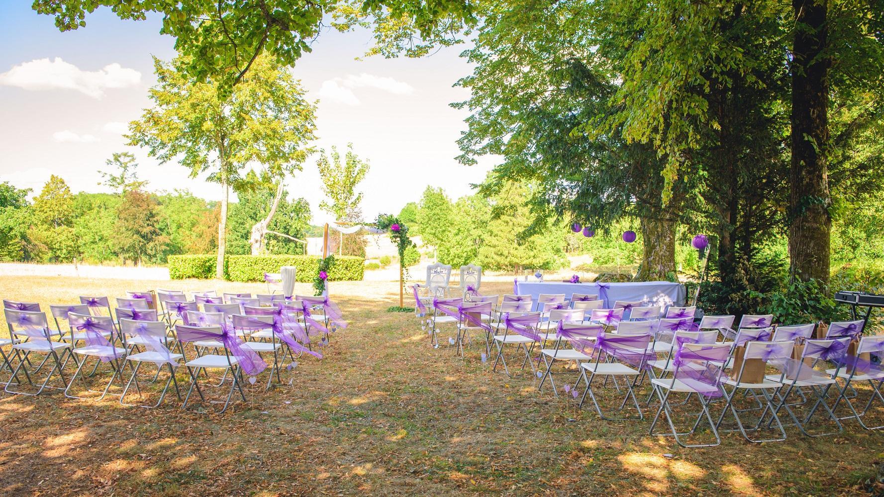 Ceremonie laique chateau vauban aout 2021