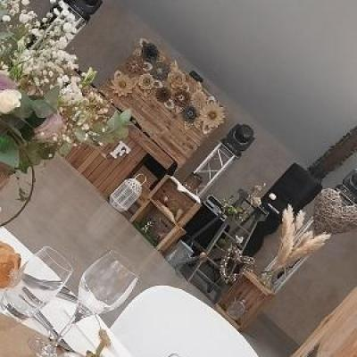 Decoration champetre