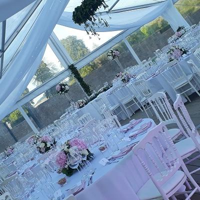 Mariage chateau de chailly sept 19