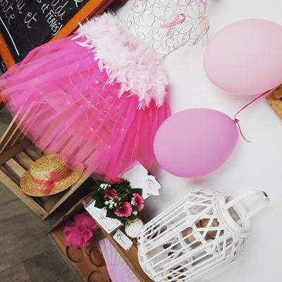 Octobre rose restaurant le 7 de saulieu 2019