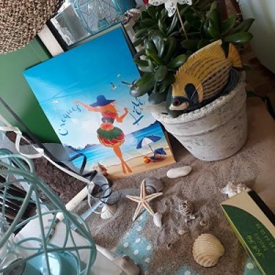Vitrine ete 2019 theme bord de mer